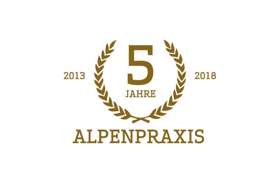 Ein Grund zu feiern: 5 Jahre Alpenpraxis