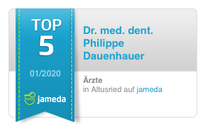 Jameda TOP 5